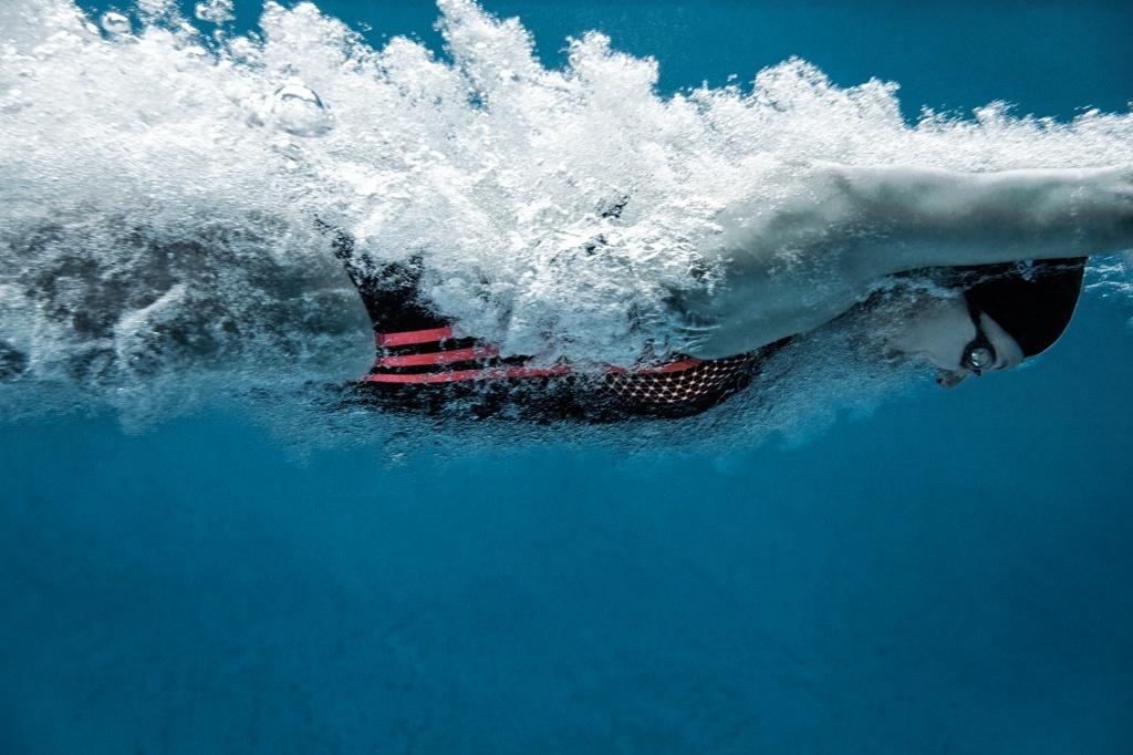 Allison Schmitt Adidas Swim Photo Vault