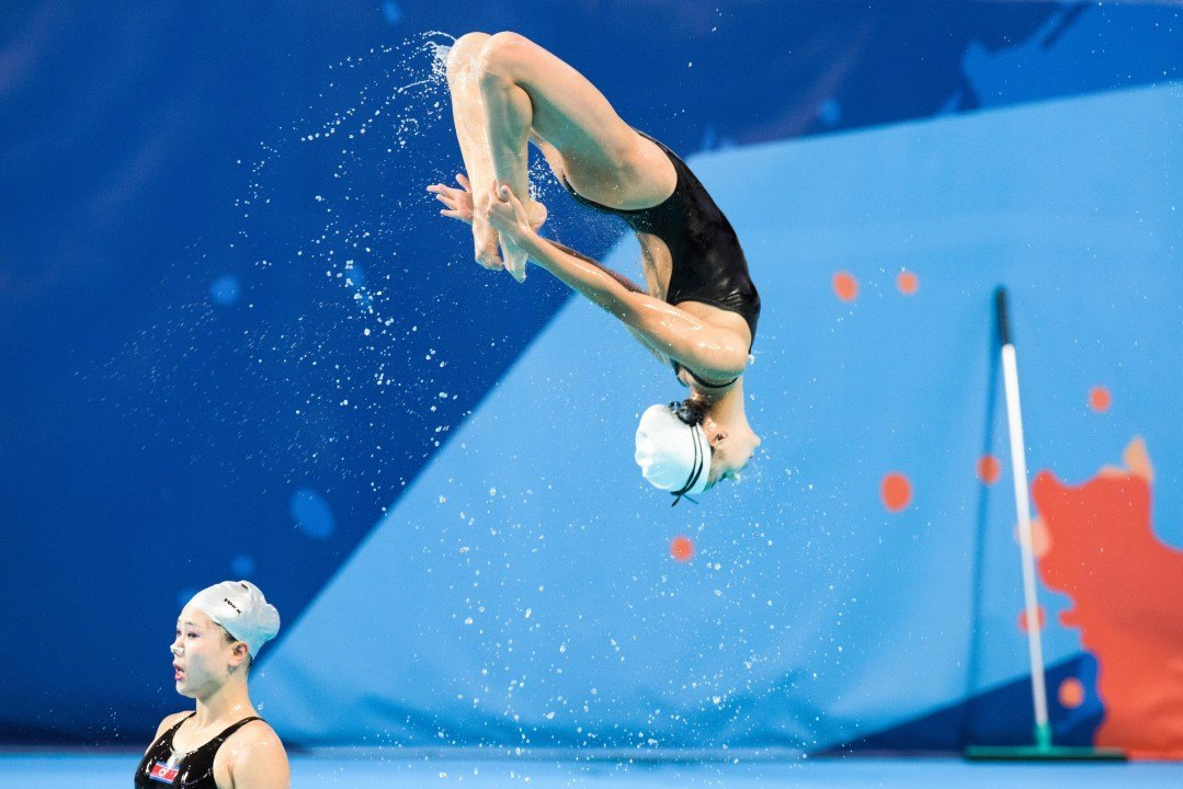 Synchronized Swimming World Throphy To Take Place In Yangzhou