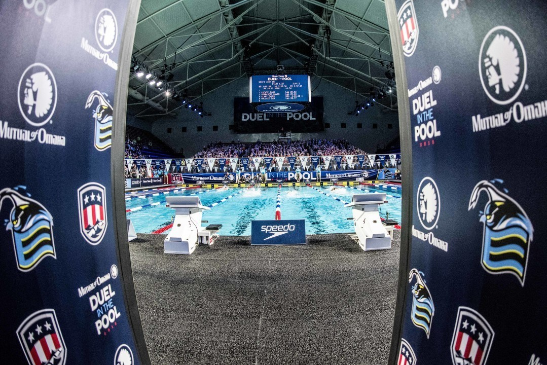 Mutual of Omaha Ends Sponsorship of USA Swimming; Duel In Pool At Risk