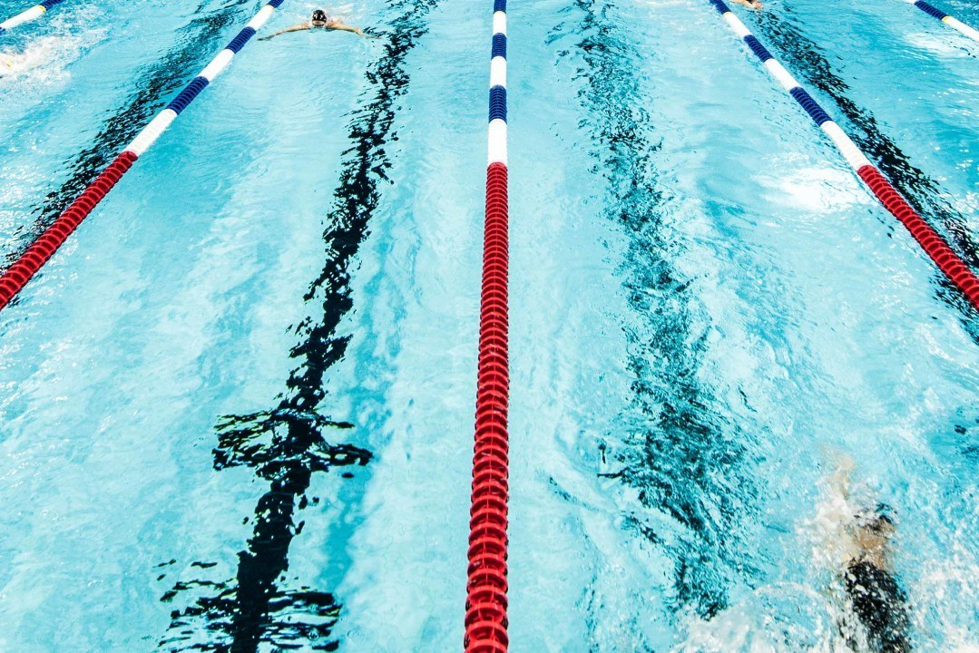 Adele Zyniewicz Torches 10 & Under 50 Free NAG Record at IN Champs