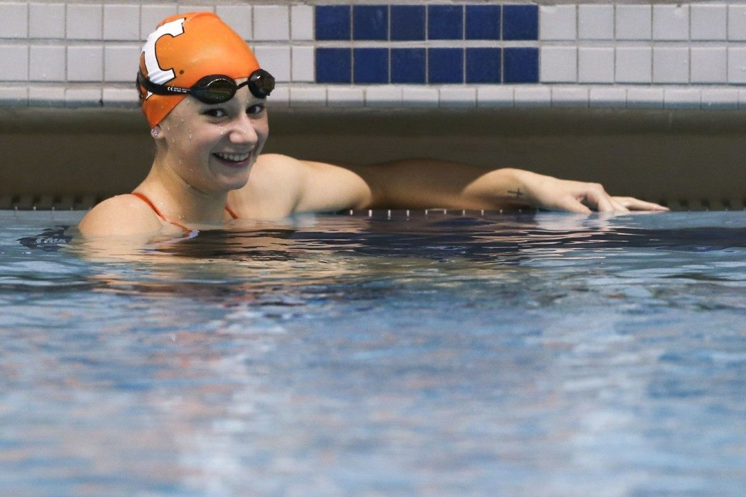 SEC Champion Maddy Banic Opens Up About Mental Health