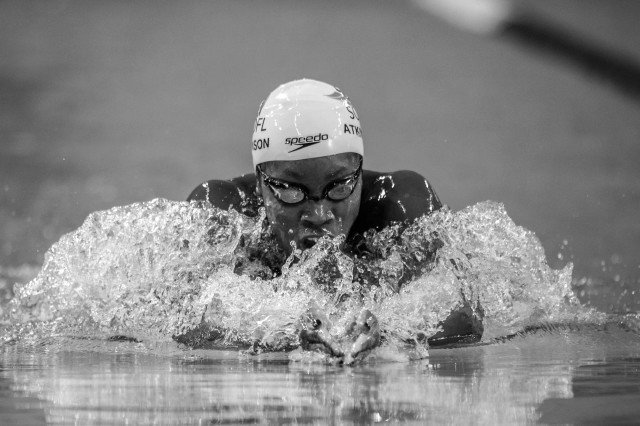 Watch: Alia Atkinson Clock Three Olympic-qualifying times