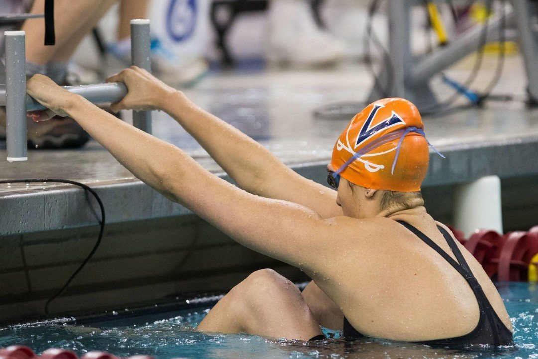 Virginia Tech Men and Virginia Women Lead After Day One of Tri