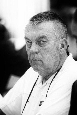 Coach Gennadi Touretski