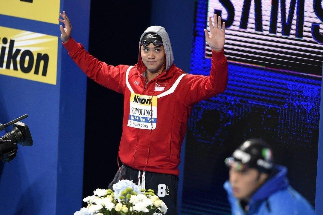 Singapore Swimming Hires Aussie Stephan Widmer As National Head Coach