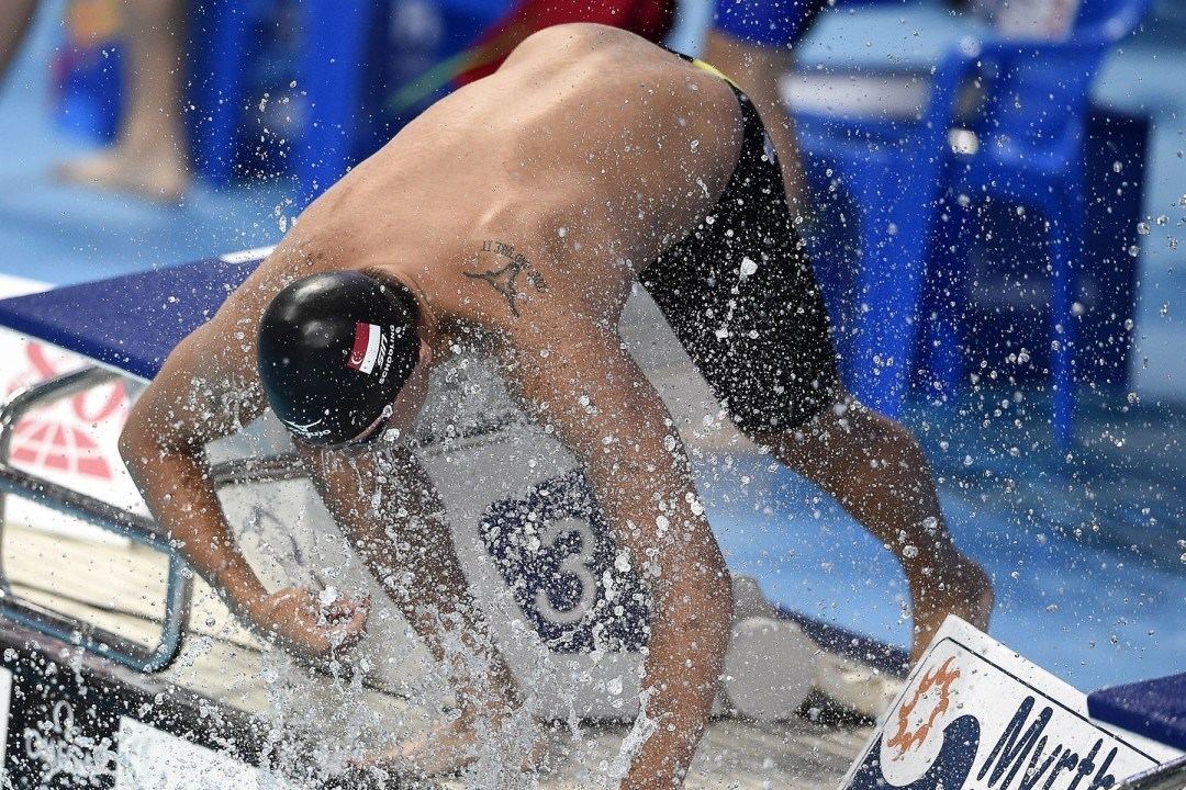 Just Joseph Schooling – Swimming Photo Vault