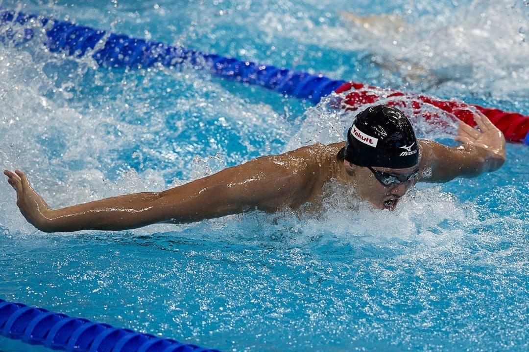 Sergio Lopez Confirms Joseph Schooling's Event Line-up For Rio
