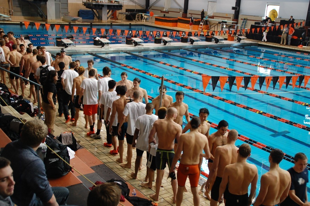 Princeton Men Break HYP Drought; Win Big in Front of Home Crowd