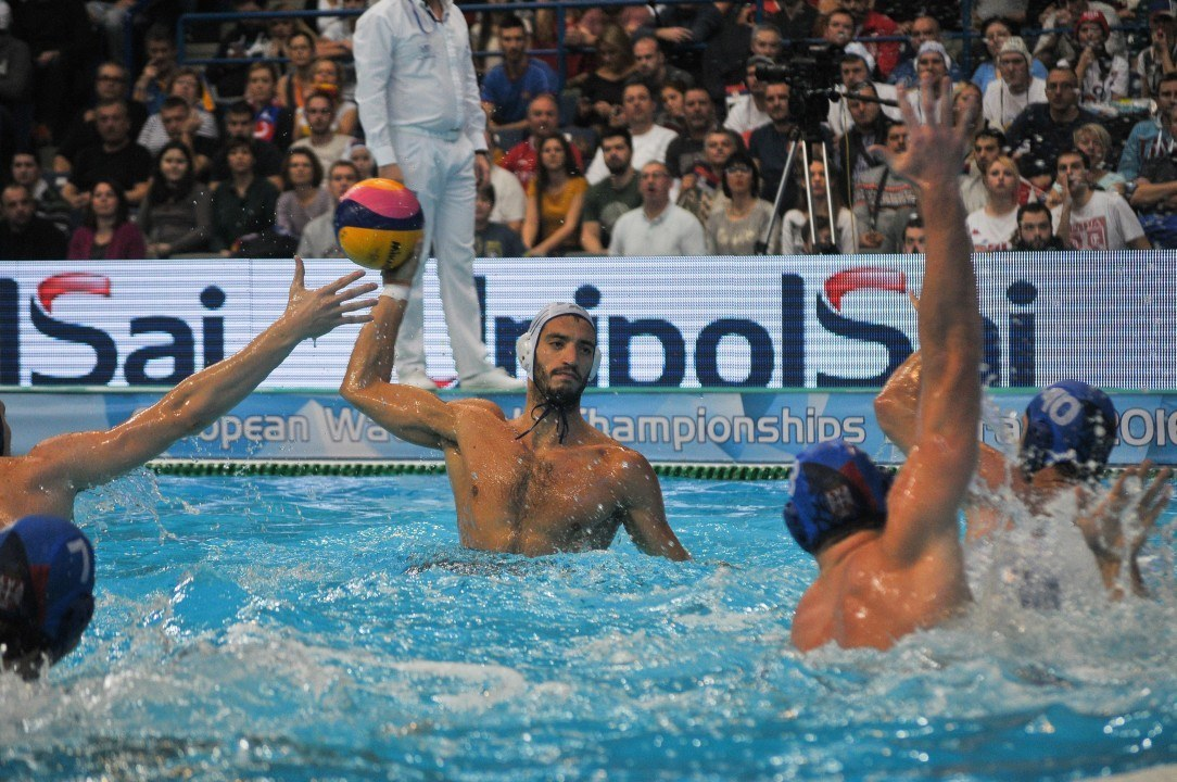 Arena Expanded to 16,000 Seats for Serbia-Montenegro European WP Final