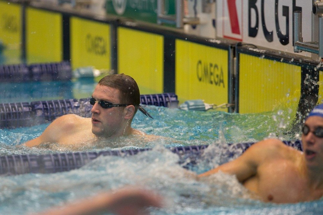 Russia's Returning Grechin Targets December's SC Nationals