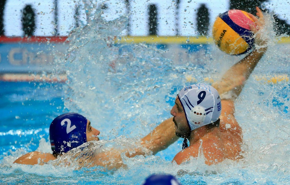 Trieste to Determine Last 4 Water Polo Teams for Rio 2016