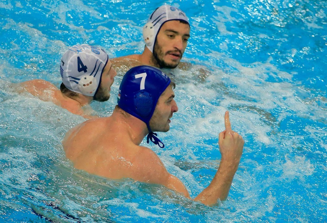 Greece Beats Serbia For Gold at Junior Water Polo Worlds In Kuwait City