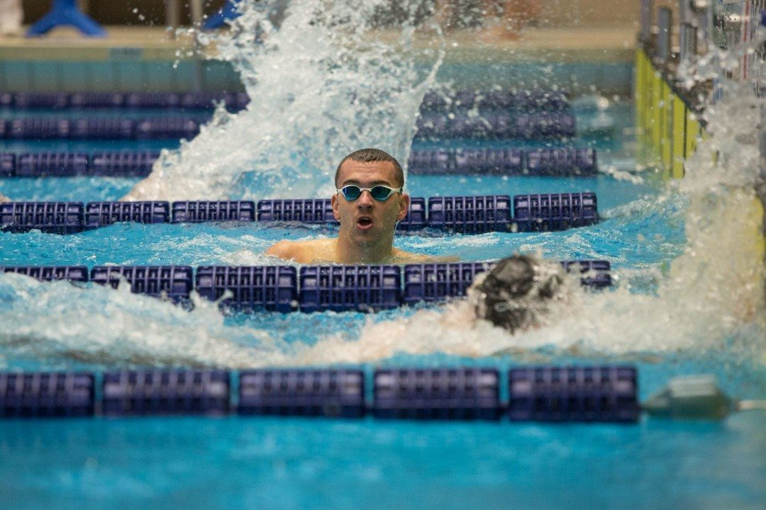 Laszlo Cseh, Madison Kennedy Each Grab 2 Meet Records At Geneva Day 2