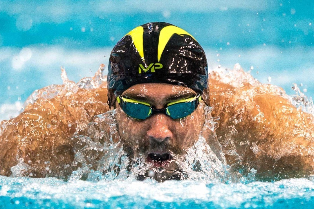 The Evolution of Michael Phelps: Picking up New Skills