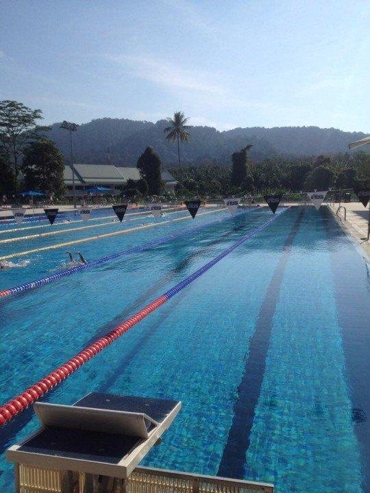 Deutsche Nationalmannschaft bereitet sich in Thailand auf Olympia vor