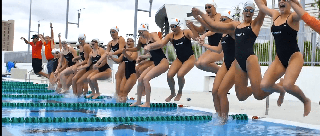 Miami Hurricanes to Add 2 High-Impact International Swimmers