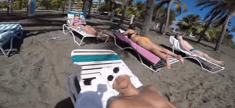 Brockport Rocks Puerto Rico (Video)