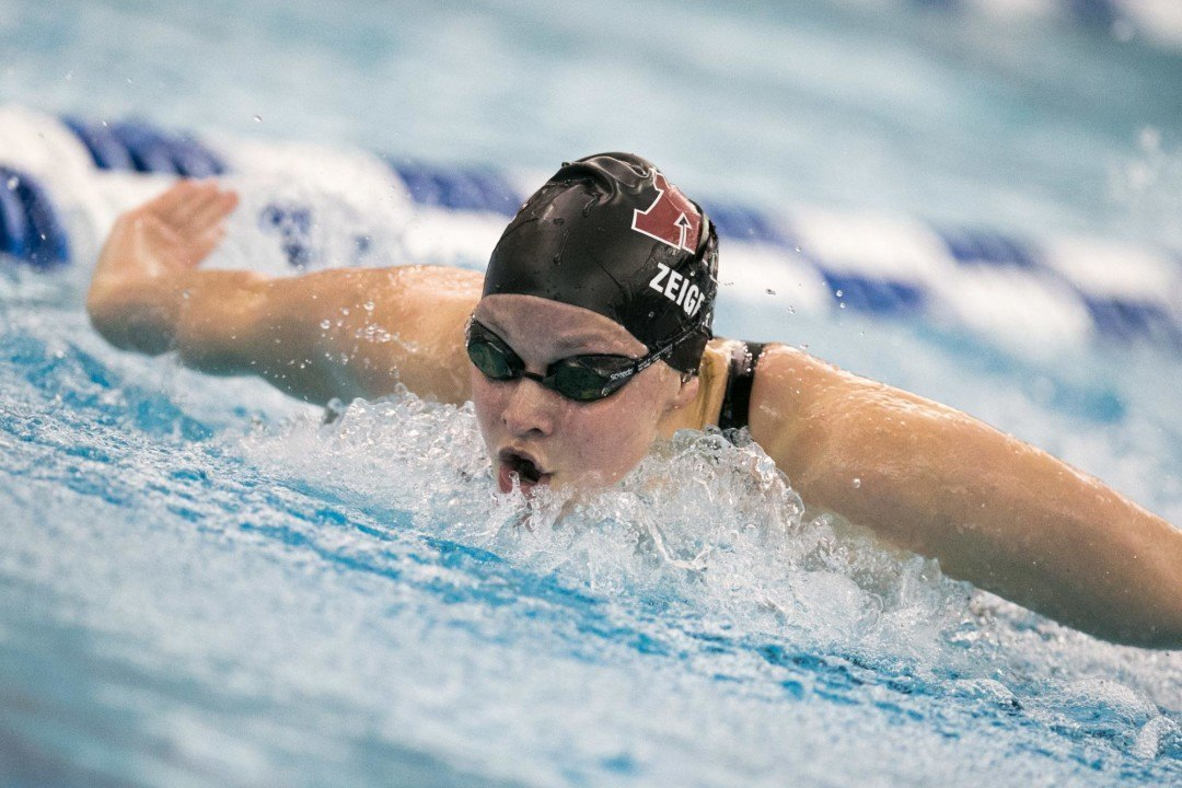 "All-American Brooke Zeiger Misses Big Tens With ""Medical Issue"""