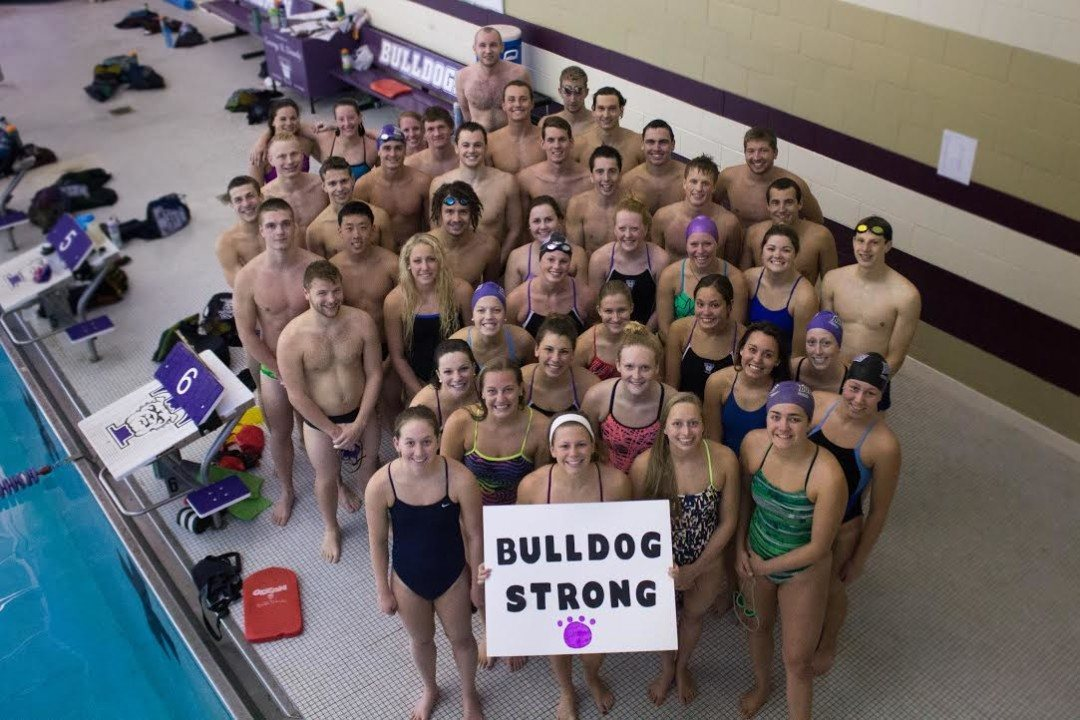 Truman State Swim & Dive Joins The Orange Bead Collective Movement