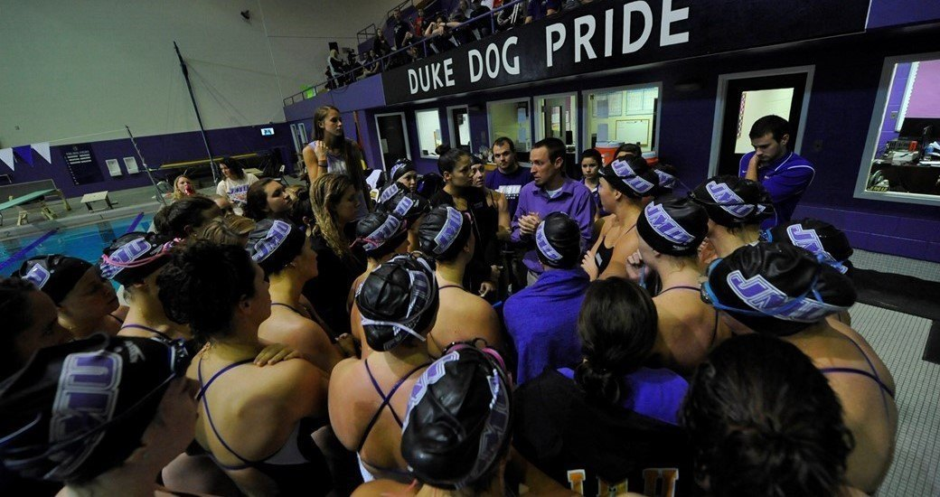 JMU Women Challenging W&M on Day 3 of CAA Championships