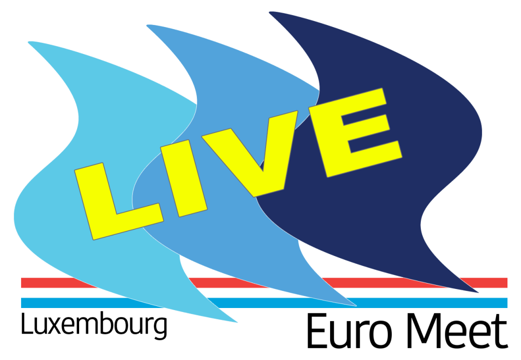 Livestream schedule for Euro Meet Luxembourg now available