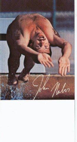 John Naber, courtesy of Carolyn Naber