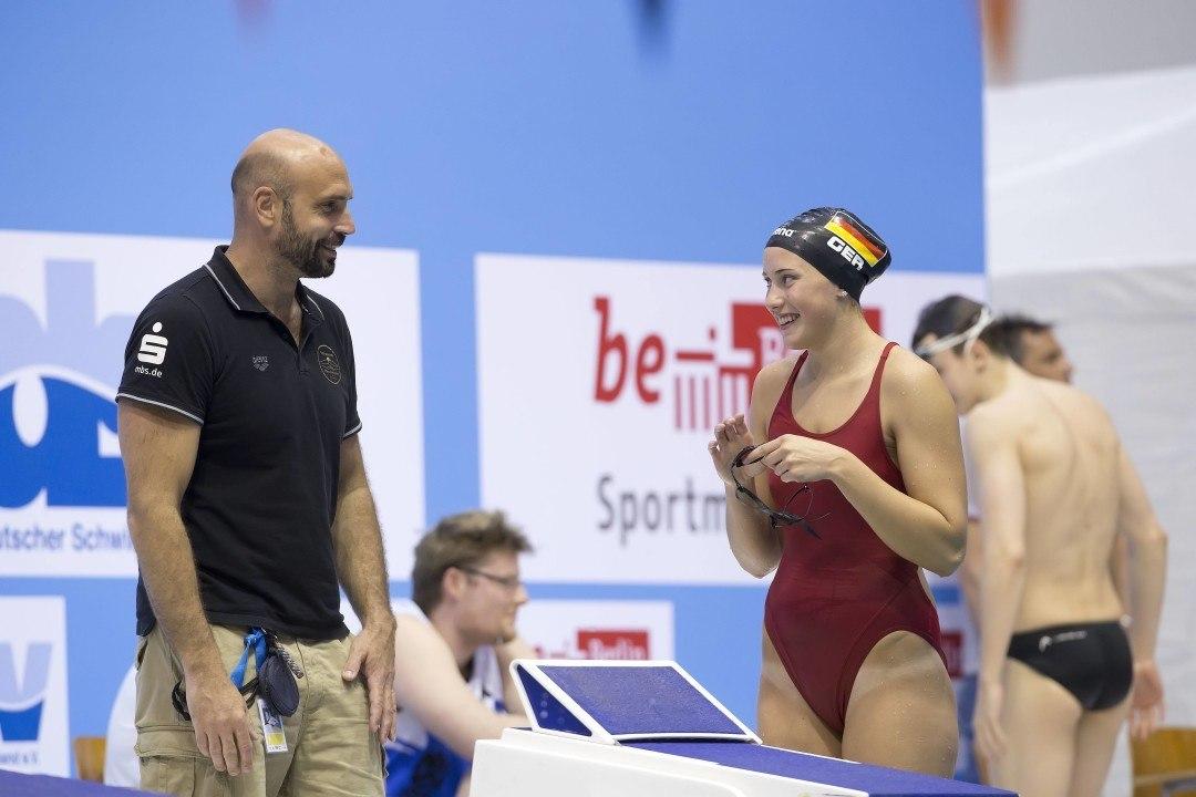 Jörg Hoffmann – vom Meisterschwimmer zum Meistermacher