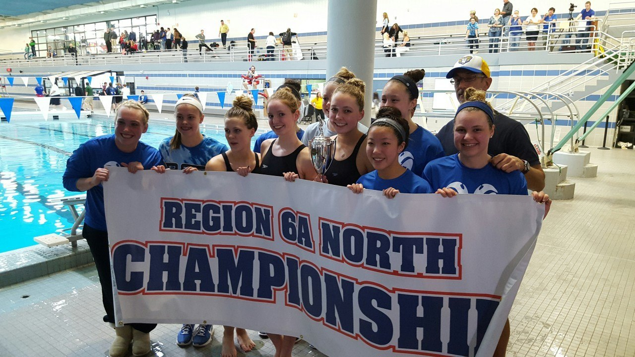 Langley Boys and Robinson Girls Win Northern Virginia Regional Titles