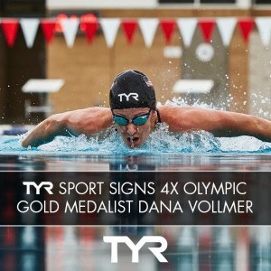 Dana Vollmer (courtesy of TYR) 2016