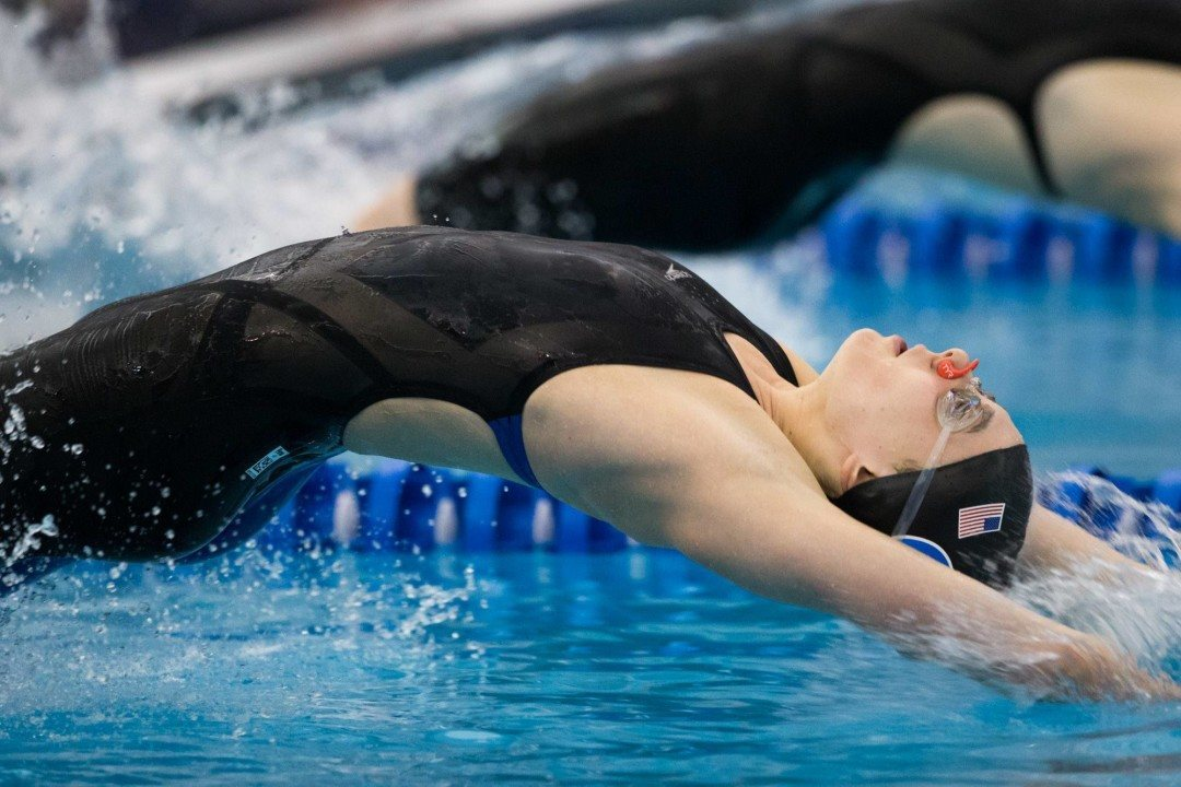 U.S. National Teamer Claire Adams Breaks Hand the Week Before Trials