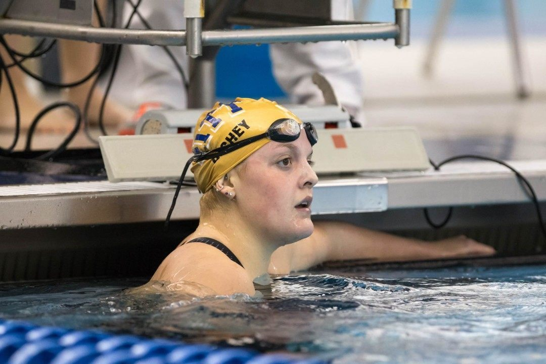 Kt Kustritz Tops D3 Rankings in the 50 breast as Pitt Beats Denison