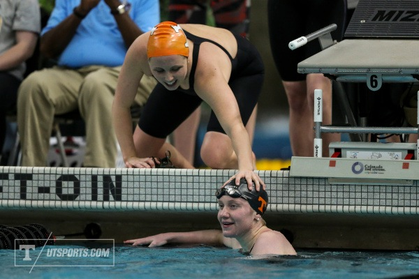 Amanda Carner, courtesy of Craig Bisacre/Tennessee Athletics
