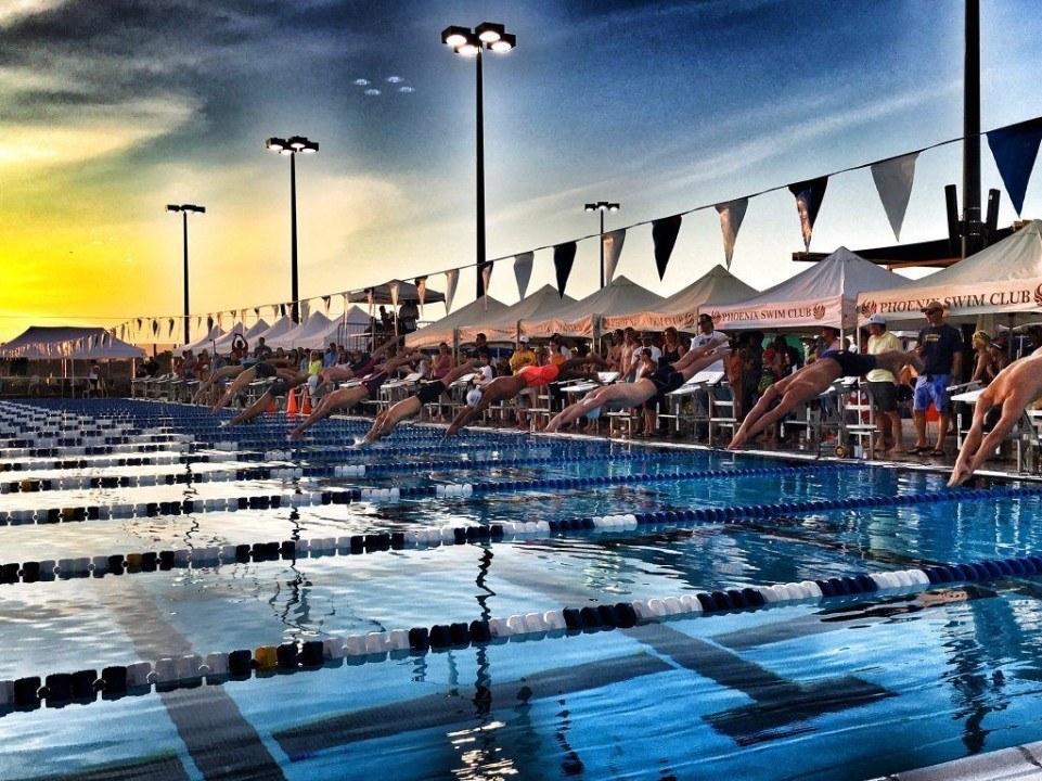 Arizona Dual Meet Championships Are Swimming's Best Mid-Season Meet Format