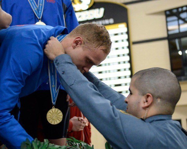 CoreyMain 200 medley relay gold