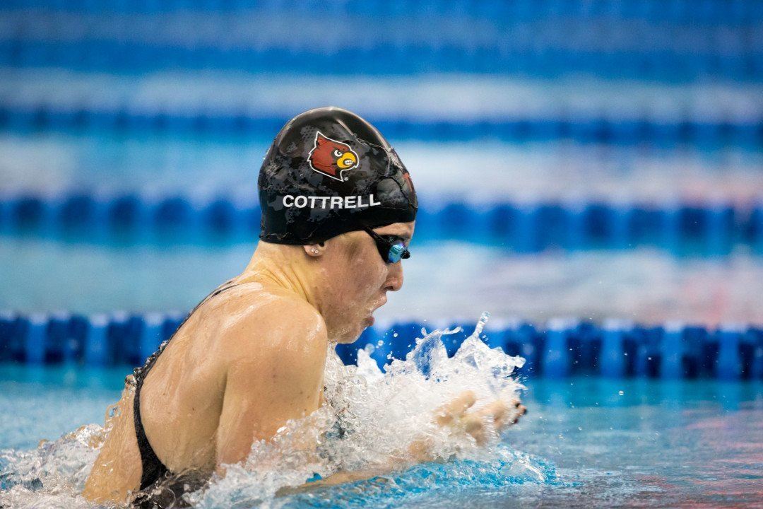 Andrea Cottrell Hones In Sprint Speed at Columbus Sectionals (Day 3)