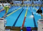 Hosszu and Belmonte start 400 m Freestyle