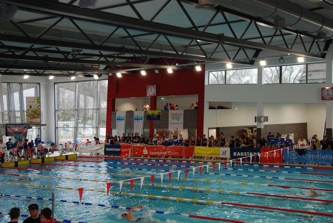 Best German swim teams fight for national team championships title
