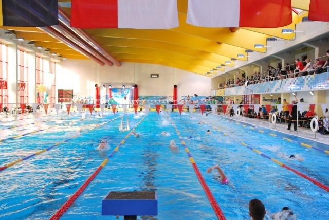 Pool Halle Saale Germany