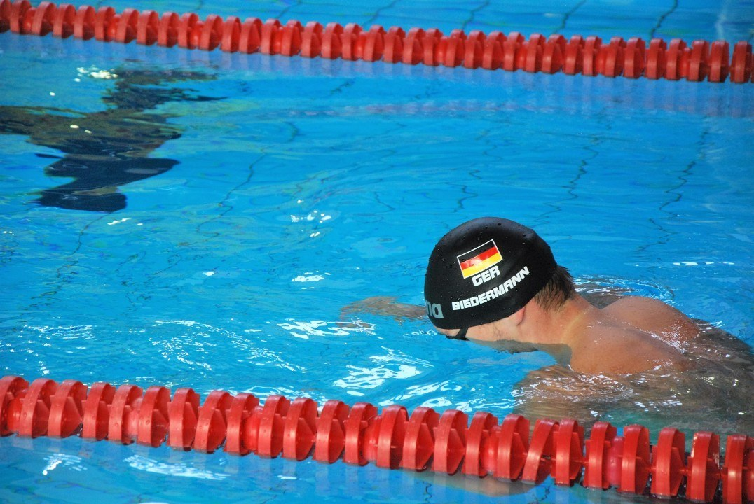 Germany's Swimmers Prepare for Olympic Trials (Part 1)