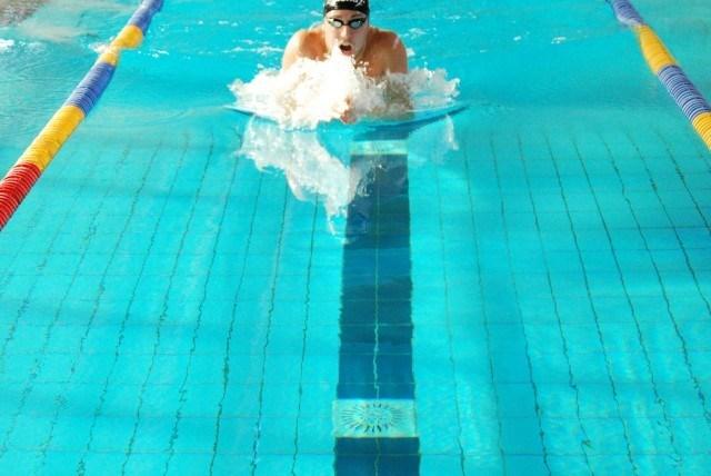Marco Koch - 200 m Brust beim Hasenrennen.