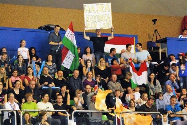 Katinka Hosszu fans in Luxembourg