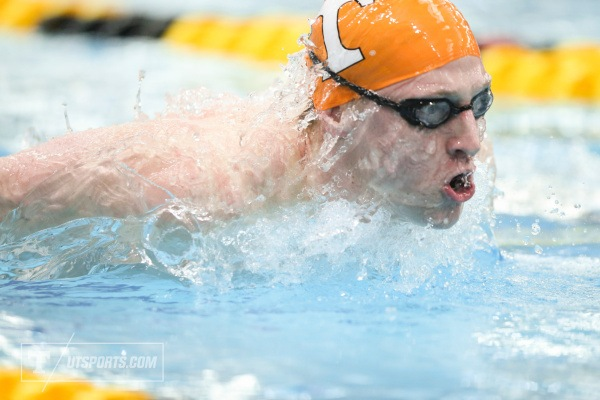 David Heron, courtesy of Craig Bisacre/Tennessee Athletics