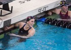 Purdue University's Allie Davis (Courtesy of Purdue University Swimming & Diving)