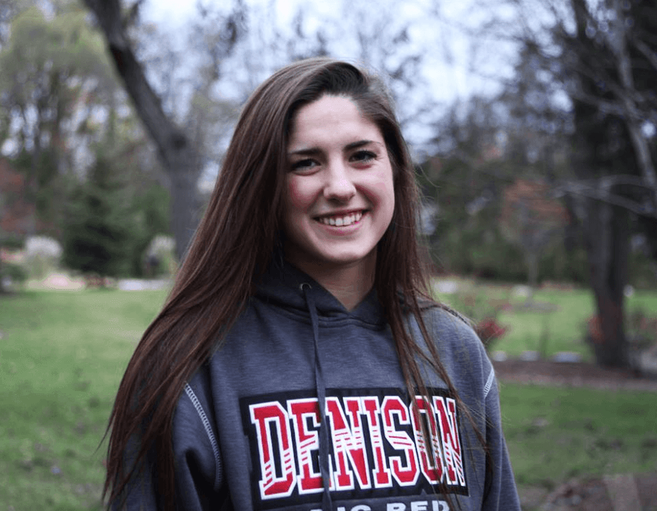 Denison Gets Commitment from Patriot Aquatic Club's Casey Kirby