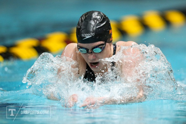 Hanna Holman, courtesy of Craig Bisacre/Tennessee Athletics