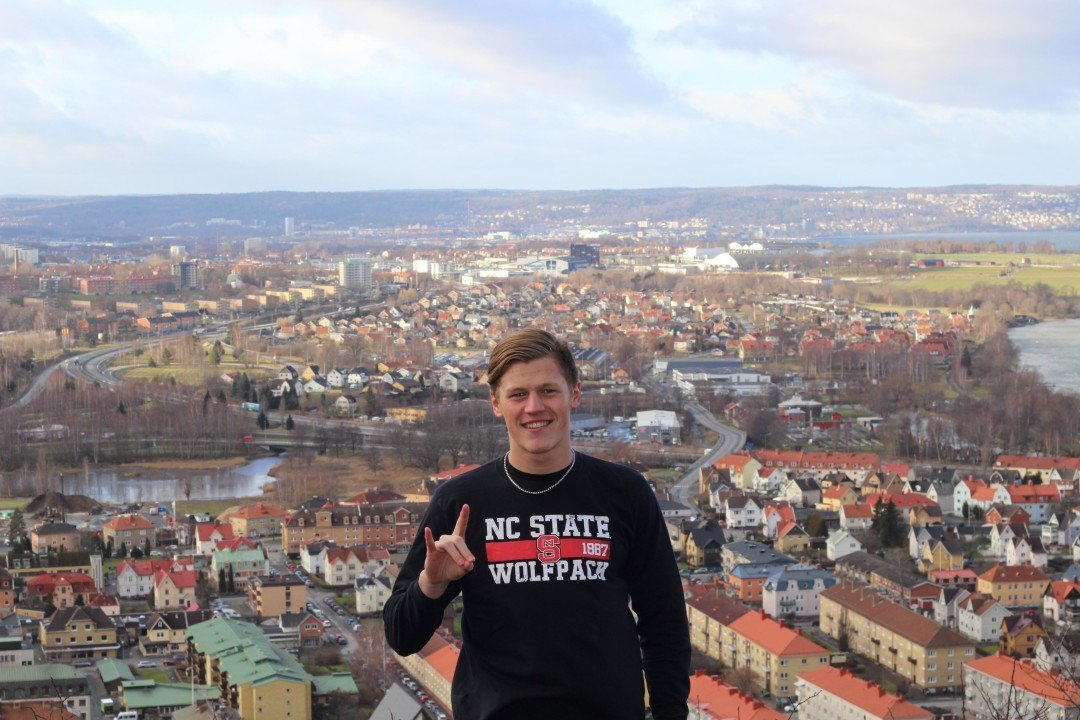 Swedish Jr National Teamer Daniel Forndal Commits To NC State Wolfpack