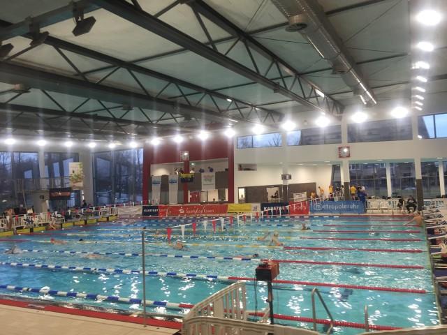 Anfang Januar wurde das Sportbad am Thurmfeld in Essen eröffnet - und das Hauptbad für immer geschlossen!