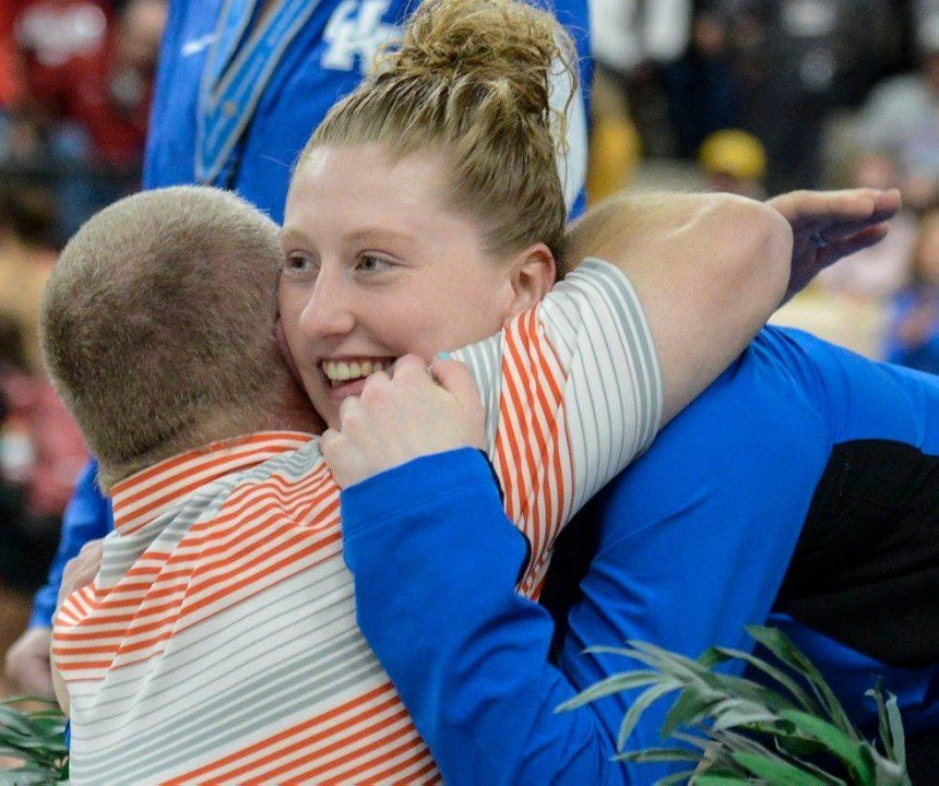 Florida Gator Photo Vault – Day 1 Of 2016 SEC Championships