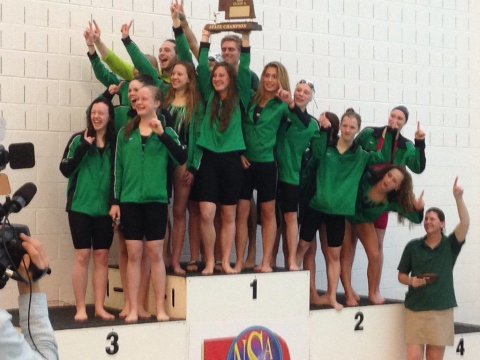 Lincoln SW Girls Set 7 State Records En Route To Nebraska State Title