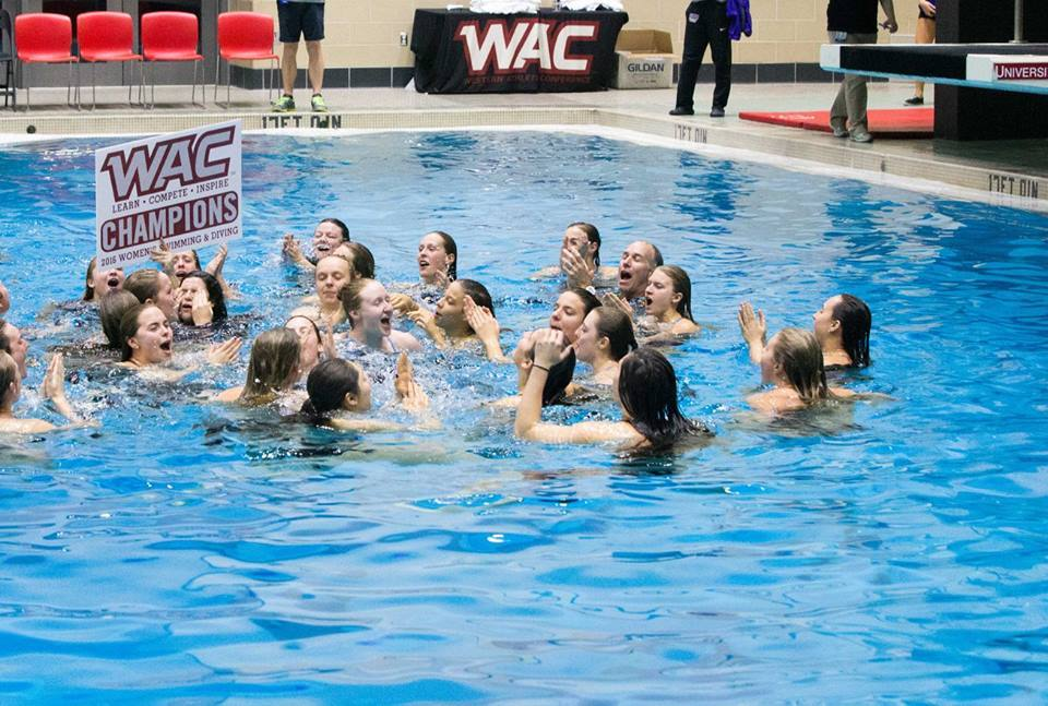 Air Force Men Earn 1st WAC Title; NAU Women Get 3rd on Day 4